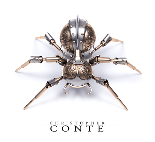Christopher Conte - fusionando materiales